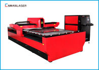 China 1000w Cnc Laser Metal Cutting Machine , Aluminum Stainless Steel Laser Cutting Machine factory