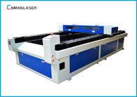 China 150w 260w Metal Non metal Mix CO2 Laser Cutting Machine 1300*2500mm company