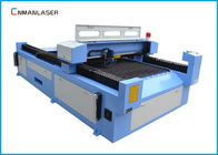 Metal Nonmetal CO2 150W 260W Wood Laser Cutting Machine 1325 With Single Laser Head
