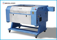 China High Accuracy Mini Laser Cutting Machine For Wood / Glass Crystal company