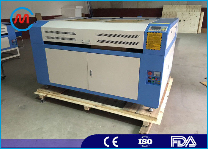 90w Sealed CNC Co2 Laser Tube Wood Laser Engraving Machine With Hiwin Rails
