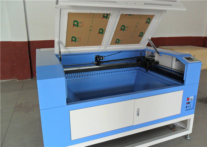 Wood Plastic Rubber Mini Laser Cutting Machine Co2 Desktop Small Laser Cutter