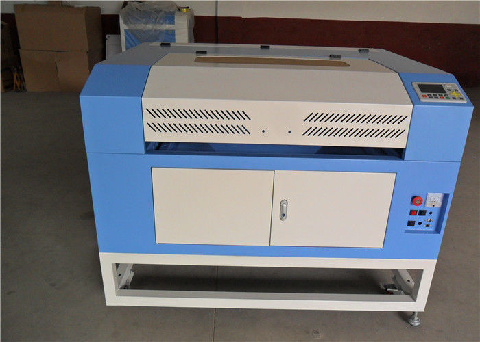 CE Certification Portable Co2 Laser Engraving machine  Wood Acrylic  0 - 40000 Mm / Min