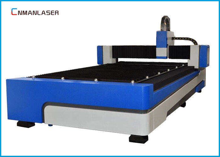 1530 1000W Cypcut Controller Fiber Laser Cutting Machine For Aluminum Steel Metal Plate
