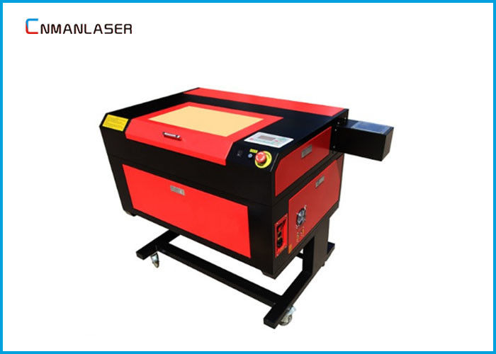 220v 50HZ Fast Speed 6090 Cnc Laser Engraving Cutting Machine For Sticker Labels