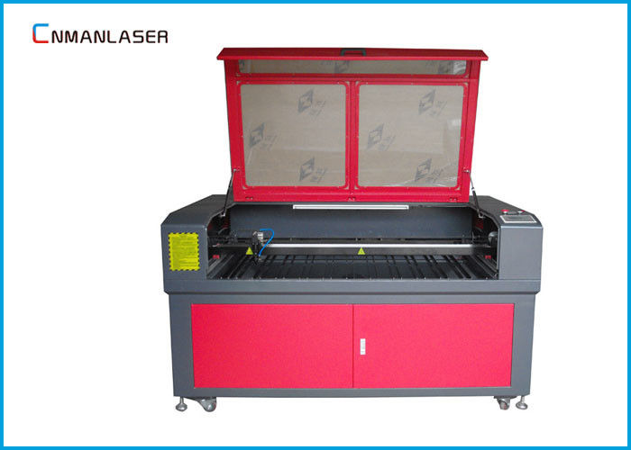 100W Water Cooling Plastic Cnc Laser Cutting Machine 1610 With CE FDA