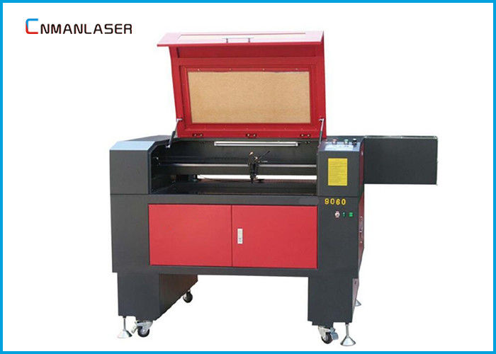 CO2 100W Mini Laser Cutting Machine For Nonmetal High Efficiency