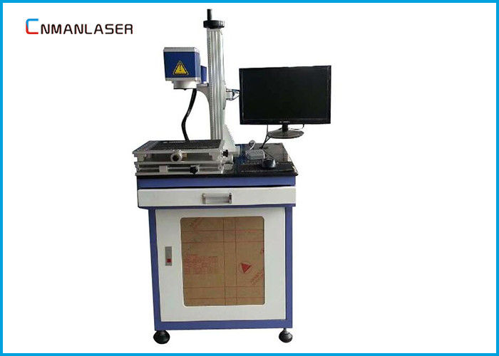 Large 12000m/s Co2 Laser Marking Machine For Wood Invitation Card Textile
