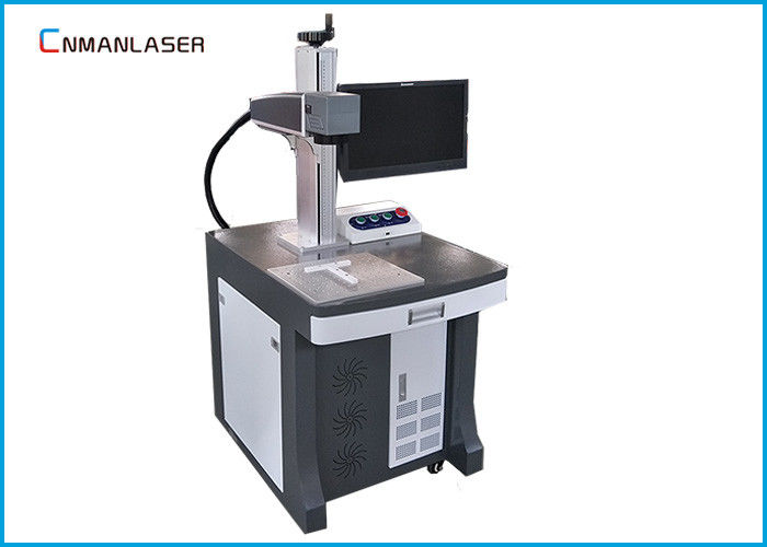 Portable Co2 Laser Engraving Machine For Greeting Cards , Less Power Consumption