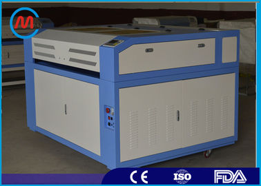 China CNC 150W CO2 Laser Engraving Cutting Machine , Water Cooling Industrial Laser Cutter factory