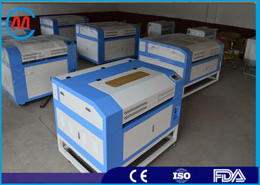 China 80W Co2 Laser Engraving Cutting Machine Engraver , Small Laser Cutting And Engraving Equipment factory