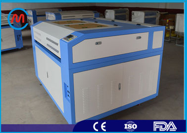 China Portable 100W CO2 Laser Engraving Cutting Machine , Water Cooling Acrylic Laser Cutting Machine factory