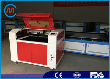 China 40W Co2 Wood Laser Cutting Machine , Portable Laser Cutting And Engraving Equipment factory
