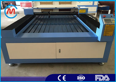 China Small Desktop Co2 Laser Engraving And Cutting Machine For Wood 1600 x 1000 mm Cut Size factory