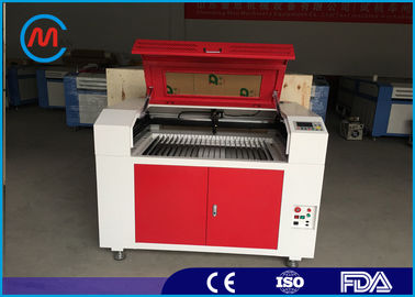 China Homemade CNC Co2 Portable Laser Cutting Machine For Wood High Efficiency factory
