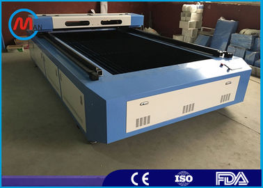 China Water Cooling 150W Wood Laser Cutting Machine , CNC Co2 MDF Laser Cutter factory
