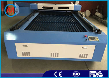 China Reci Co2 CNC Laser Wood Cutting Machine With Red Light Position Long Life Span factory