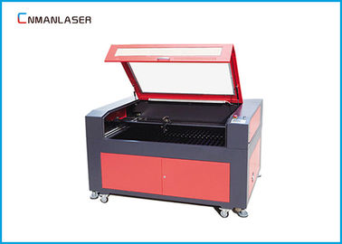 100w Water Cooling CO2 CNC Wood Laser Engraving Equipment With Double Head