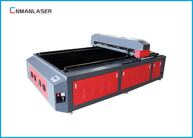 China 1325 100W 130W Fabric Wood Paper CO2 Cnc Laser Cutting Machine With Single laser head factory