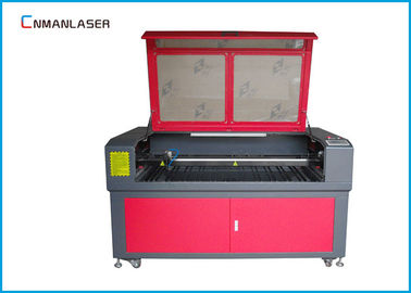 China 100W Water Cooling Plastic Cnc Laser Cutting Machine 1610 With CE FDA factory