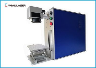 China Smart Metal Laser Marking Machine CNC Marking Control System 175*175 Mm Area factory